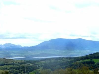 Peña Quemada-Ladera de Santuil; catarata del nervion foz de lumbier ruta rutas senderismo gipuzkoa v